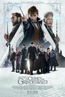 Animais Fantásticos - Os Crimes de Grindelwald - Poster / Capa / Cartaz - Oficial 1