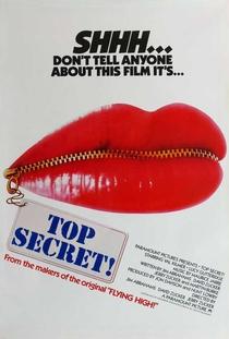 Top Secret! Super Confidencial  - Poster / Capa / Cartaz - Oficial 2