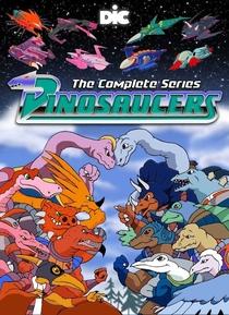Dinosaucers  - Poster / Capa / Cartaz - Oficial 2