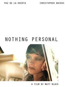 Nada Pessoal - Poster / Capa / Cartaz - Oficial 1