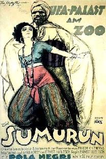 Sumurun - Poster / Capa / Cartaz - Oficial 3