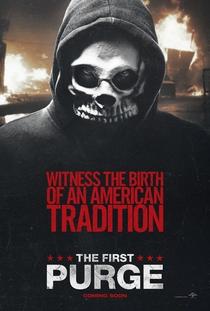 A Primeira Noite de Crime - Poster / Capa / Cartaz - Oficial 8