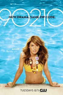 90210 (1ª Temporada) - Poster / Capa / Cartaz - Oficial 5