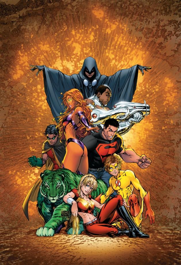 Série de TV dos Novos Titãs é oficializada pela Warner