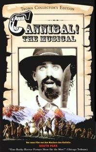 Cannibal! The Musical - Poster / Capa / Cartaz - Oficial 2
