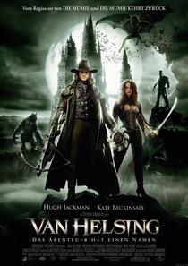 Van Helsing: O Caçador de Monstros - Poster / Capa / Cartaz - Oficial 1
