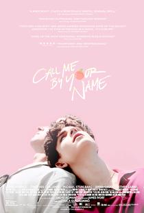 Me Chame Pelo Seu Nome - Poster / Capa / Cartaz - Oficial 8