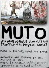 Muto - Poster / Capa / Cartaz - Oficial 1