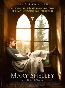 Mary Shelley - Poster / Capa / Cartaz - Oficial 2