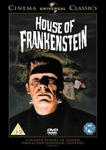 A Casa de Frankenstein - Poster / Capa / Cartaz - Oficial 6