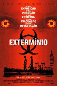 Extermínio - Poster / Capa / Cartaz - Oficial 2