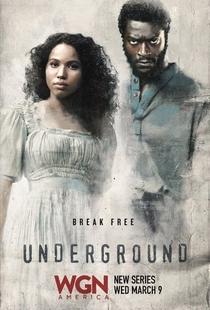 Underground (1ª Temporada) - Poster / Capa / Cartaz - Oficial 1