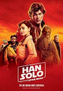 Han Solo: Uma História Star Wars - Poster / Capa / Cartaz - Oficial 3