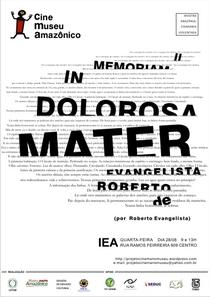 Mater Dolorosa II, da Criação e Sobrevivência das Formas - Poster / Capa / Cartaz - Oficial 1