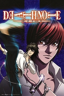 Death Note (1ª Temporada) - Poster / Capa / Cartaz - Oficial 47
