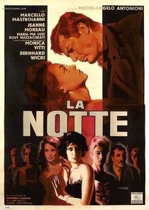A Noite - Poster / Capa / Cartaz - Oficial 4
