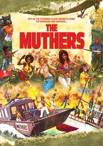 The Muthers - Poster / Capa / Cartaz - Oficial 1