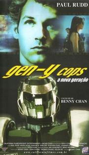 Gen-Y Cops - A Nova Geração - Poster / Capa / Cartaz - Oficial 1
