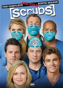Scrubs (9ª Temporada) - Poster / Capa / Cartaz - Oficial 1