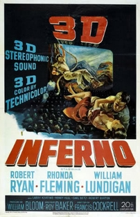 Rastros do Inferno - Poster / Capa / Cartaz - Oficial 1