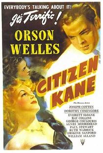 Cidadão Kane - Poster / Capa / Cartaz - Oficial 2