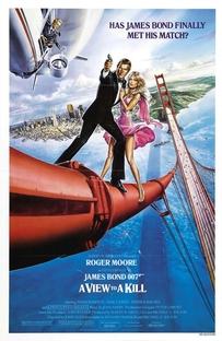 007 - Na Mira dos Assassinos - Poster / Capa / Cartaz - Oficial 1