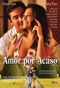 Amor por Acaso - Poster / Capa / Cartaz - Oficial 1