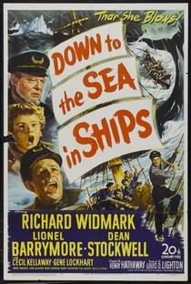 Capitães do Mar - Poster / Capa / Cartaz - Oficial 1