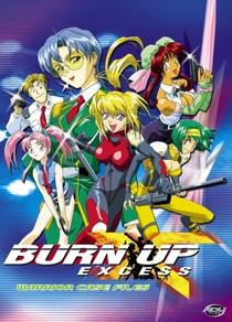 Burn Up Excess - Poster / Capa / Cartaz - Oficial 1
