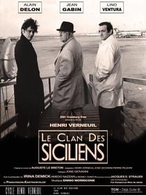 Os Sicilianos - Poster / Capa / Cartaz - Oficial 3