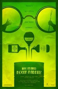 Uma Cilada para Roger Rabbit - Poster / Capa / Cartaz - Oficial 6