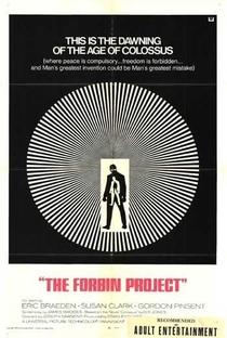 Colossus 1980 - Poster / Capa / Cartaz - Oficial 1