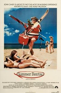 Temporada de Verão - Poster / Capa / Cartaz - Oficial 1