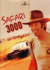 Safári 3000 - Poster / Capa / Cartaz - Oficial 3