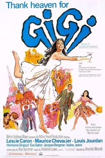 Gigi - Poster / Capa / Cartaz - Oficial 2