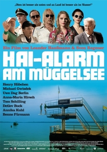 Hai-Alarm am Müggelsee - Poster / Capa / Cartaz - Oficial 1