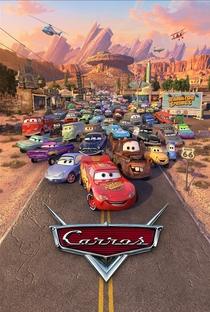 Carros - Poster / Capa / Cartaz - Oficial 1