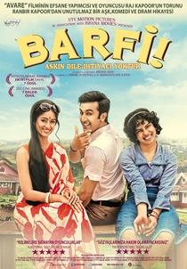 Barfi! - Poster / Capa / Cartaz - Oficial 3