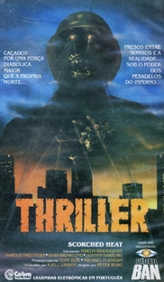 Thriller - Poster / Capa / Cartaz - Oficial 3