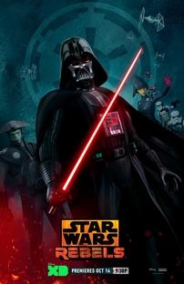 Star Wars Rebels (2ª Temporada) - Poster / Capa / Cartaz - Oficial 2