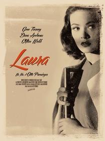 Laura - Poster / Capa / Cartaz - Oficial 2