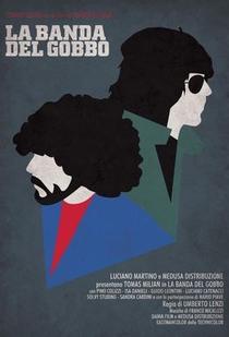 A Gang do Corcunda - Poster / Capa / Cartaz - Oficial 3