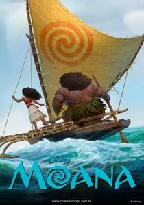 Moana: Um Mar de Aventuras - Poster / Capa / Cartaz - Oficial 10