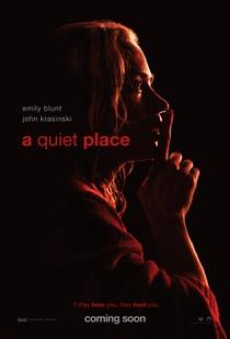Um Lugar Silencioso - Poster / Capa / Cartaz - Oficial 3