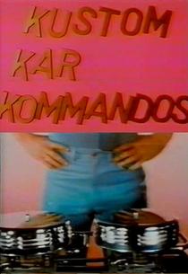 Kustom Kar Kommandos - Poster / Capa / Cartaz - Oficial 1