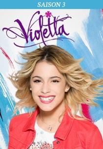 Violetta (3ª Temporada) - Poster / Capa / Cartaz - Oficial 4