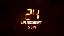 24 Horas: Viva um Novo Dia - Poster / Capa / Cartaz - Oficial 2