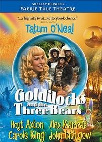 Teatro dos Contos de Fadas: Cachinhos Dourados e os Três Ursos - Poster / Capa / Cartaz - Oficial 1