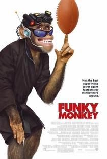 Super Monkey - Poster / Capa / Cartaz - Oficial 1