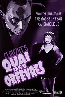 Crime em Paris - Poster / Capa / Cartaz - Oficial 5